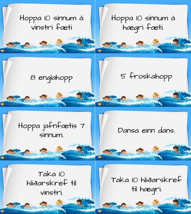 Hreyfispjöld
